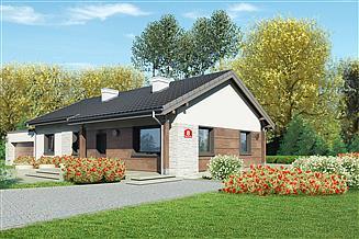 Projekt domu Dom przy Bukowej 8