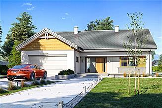 Projekt domu Parterowy 3