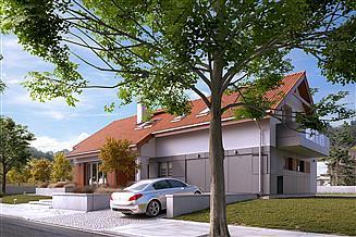 Projekt domu Karmin
