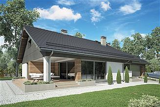 Projekt domu Kos VIII