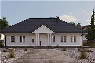 Projekt domu uA19
