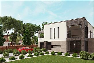 Projekt domu uA22