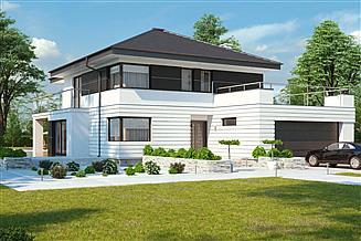 Projekt domu uA23v2