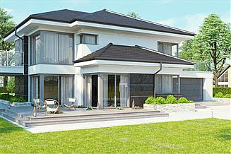 Projekt domu uA24v1