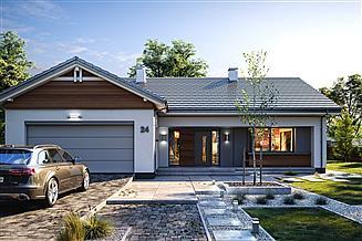 Projekt domu Parterowy 4