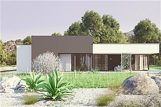 Projekt domu uA36