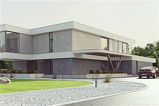 Projekt domu uA39