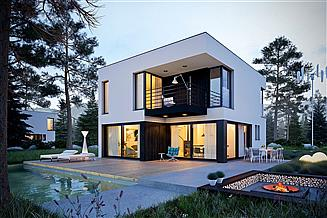 Projekt domu EX 2 soft