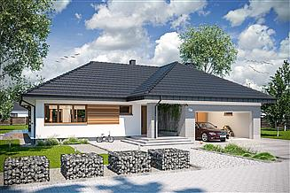 Projekt domu Padme 3 WZ