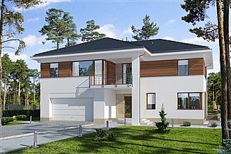 Projekt domu E-219