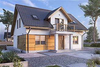 Projekt domu Aurum