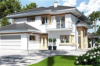 Projekt domu Carmen Magdalena Optima A