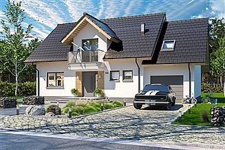 Projekt domu Ajaks Max