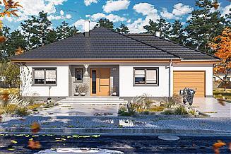 Projekt domu Tryton 2 Teriva