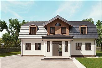 Projekt domu uA64
