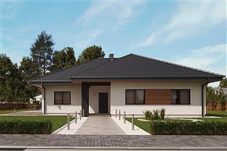 Projekt domu uA62