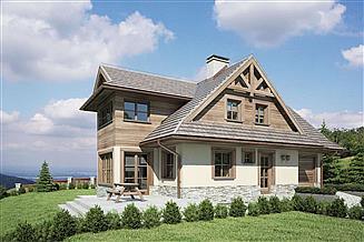 Projekt domu Cyrhla