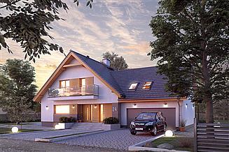 Projekt domu Wolta