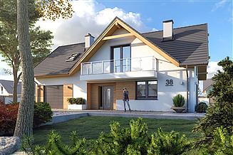Projekt domu Sekwana