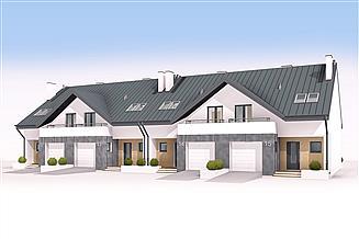 Projekt domu Jarząb