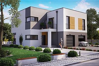 Projekt domu KA28