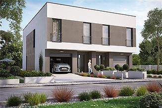 Projekt domu KA13