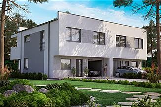 Projekt domu KA31
