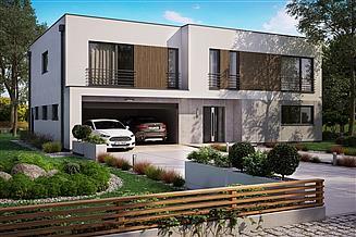 Projekt domu KA45