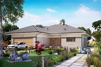 Projekt domu KA50