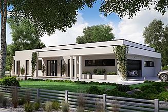 Projekt domu KA51