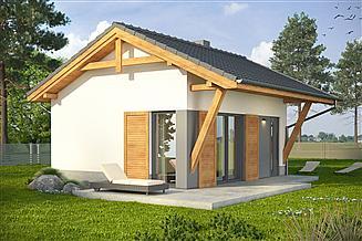 Projekt domu Domek 5