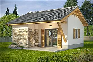 Projekt domu Domek 9