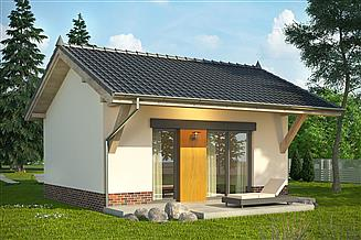 Projekt domu Domek 10