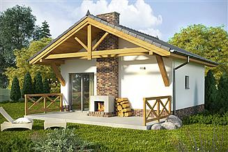Projekt domu Domek 11