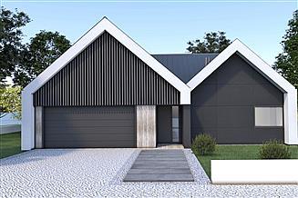 Projekt domu A-41
