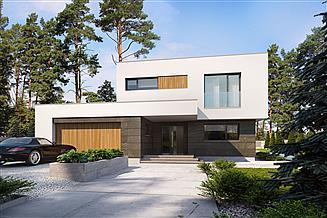 Projekt domu Mateo 2