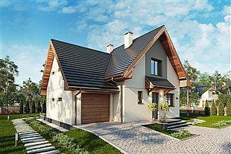 Projekt domu Lili
