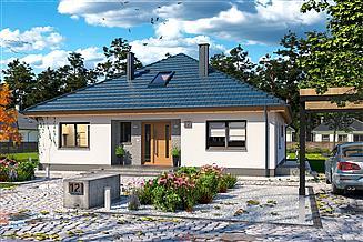 Projekt domu Tryton 3