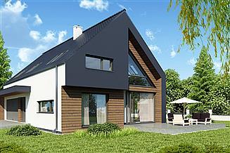 Projekt domu Doris