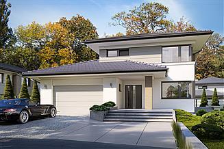 Projekt domu Karat 5