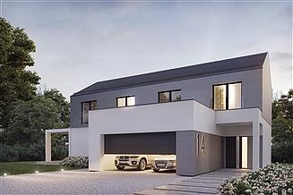 Projekt domu House x14