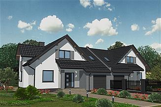 Projekt domu APS 166 NEW
