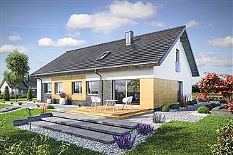 Projekt domu Domena 114 B