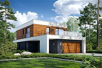 Projekt domu Gustowny D39