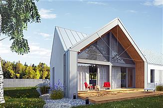 Projekt domu Gallus I