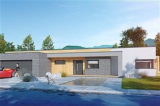 Projekt domu Illecebrosus V G2