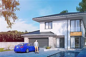 Projekt domu Idealis II PG2
