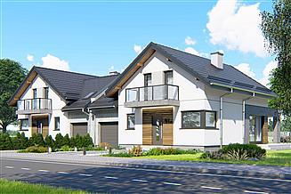 Projekt domu APS 091 NEW