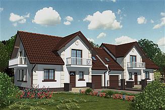 Projekt domu APS 236