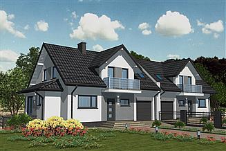 Projekt domu APS 238